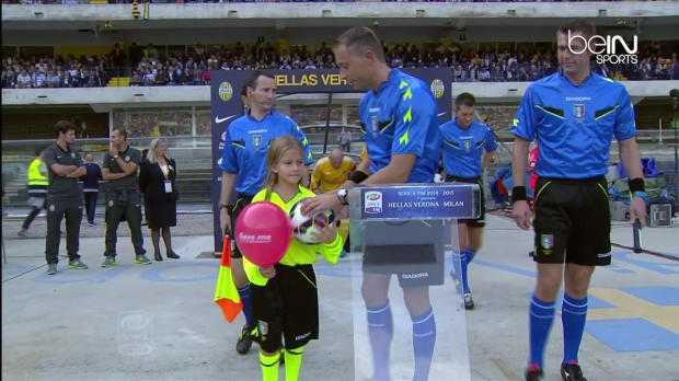 Serie A : Hellas Vérone 1-3 AC Milan