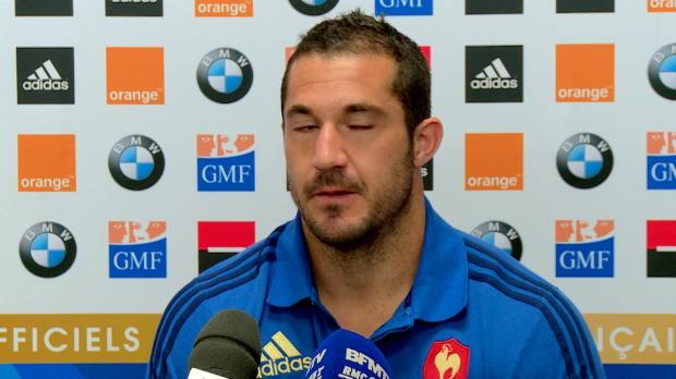 XV de France - Spedding - 'Ce qui est arriv� � Froome est honteux'