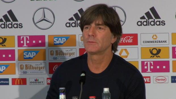 "Löw über Neuer: ""Manu absolut im Fahrplan"""