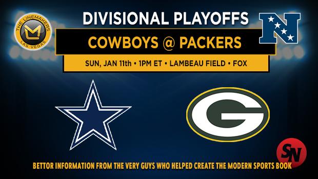 Dallas Cowboys @ Green Bay Packers