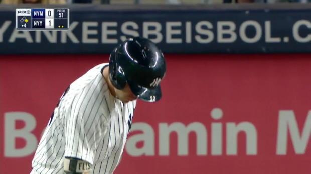 Yankees vs. Mets: Chapman hauchdünn