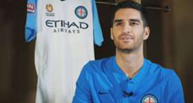 City's latest signing Iacopo La Rocca chats about making the move to Melbourne City FC ahead of the 2017/18 season. #WelcomeIacopo