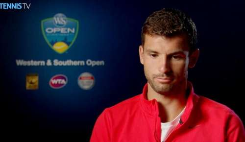 Dimitrov Interview: ATP Cincinnati 3R