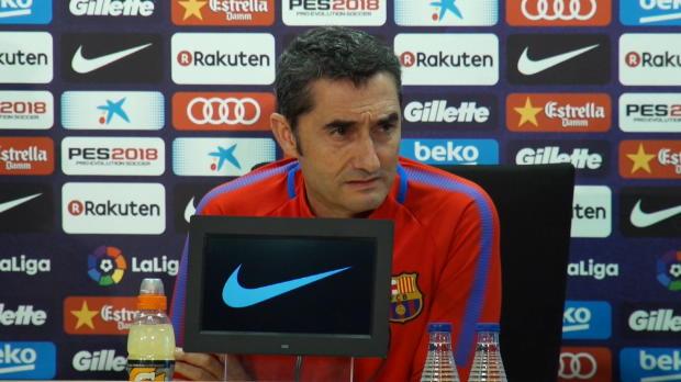 """Valverde zu Dembele: """"Es geht um Erfahrung"""""""