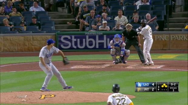 Dodgers-Offense zu viel für Pirates
