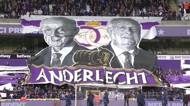 Anderlecht - Royal Antwerpen