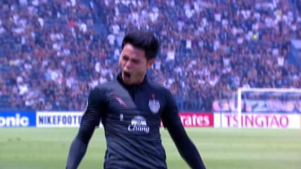 AFC CL: CR7-Jubel nach direktem Eckball-Tor