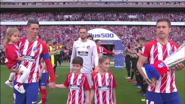 Atletico Madrid - Eibar