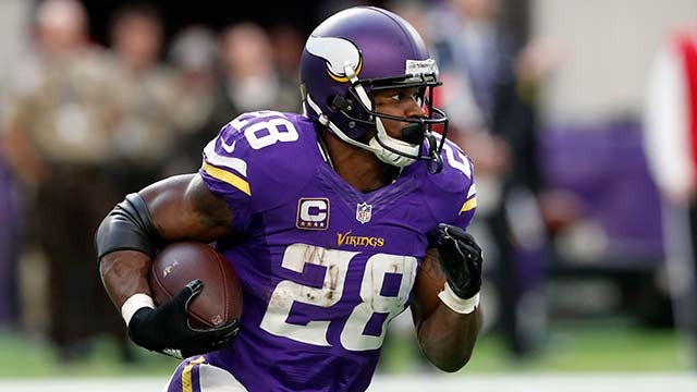 Does Adrian Peterson make sense with the Saints?