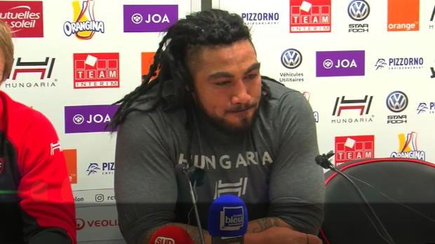 Top 14 - 14e j. : Nonu : 'Tout le monde s'attend à ce que Toulon remporte le titre'