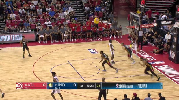 WSC: Trae Young (23 points) Highlights vs. Indiana Pacers