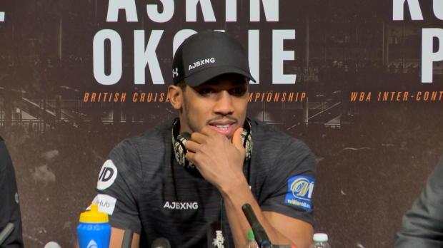 """Boxen: Joshua: """"Wollte ihn nicht ausknocken"""""""
