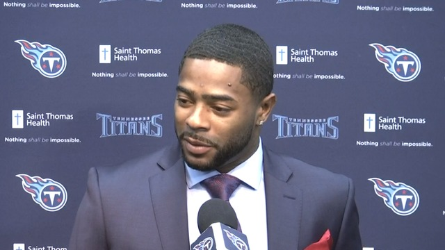 Butler on Corey Davis: I'm looking for some 'get-back' for that TD he scored on me