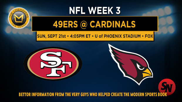 San Francisco 49ers @ Arizona Cardinals