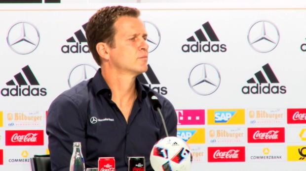 EM 2016: Bierhoff: So trifft man gegen Italien