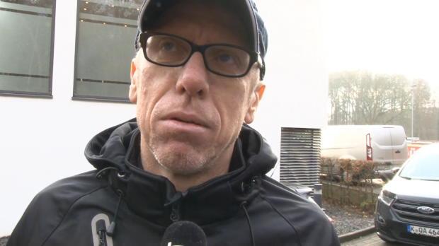 """Stöger vor BVB: """"Von Real was mitnehmen"""""""