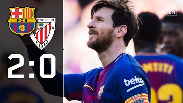 FC Barcelona - Bilbao