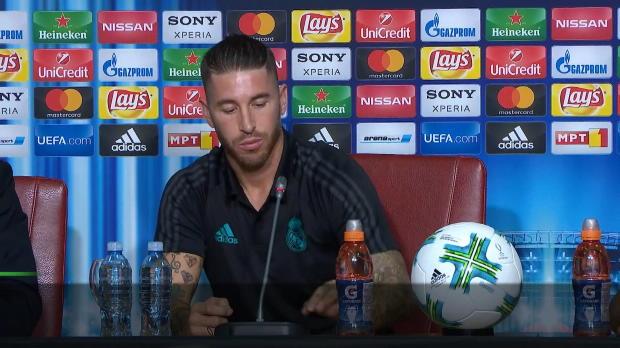 Supercup: Ramos berichtet von ManUnited-Angebot