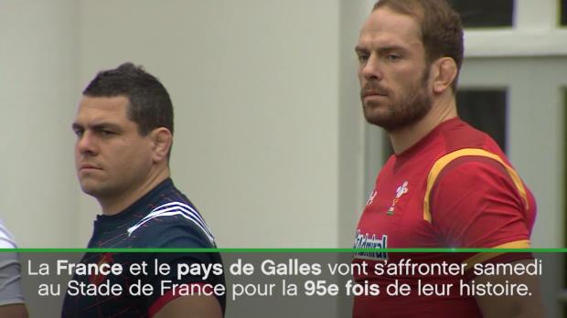 XV de France - Frances-Galles en chiffres