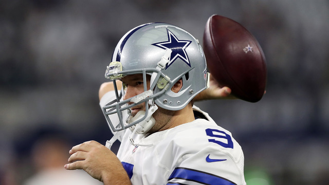 Who will Romo suit up for in 2017?