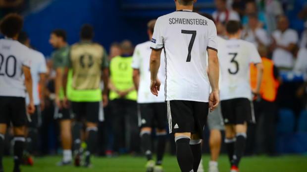 EM 2016: Griezmann schießt DFB-Team raus