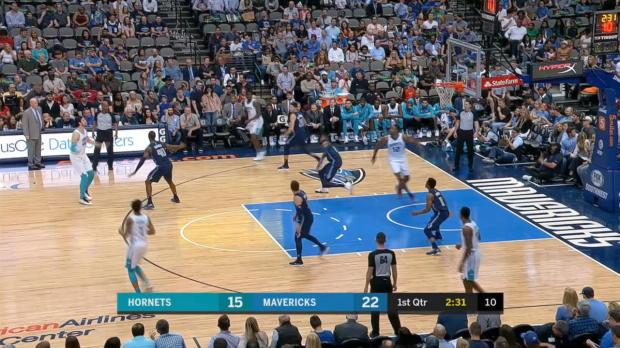 GAME RECAP: Hornets 102, Mavericks 98