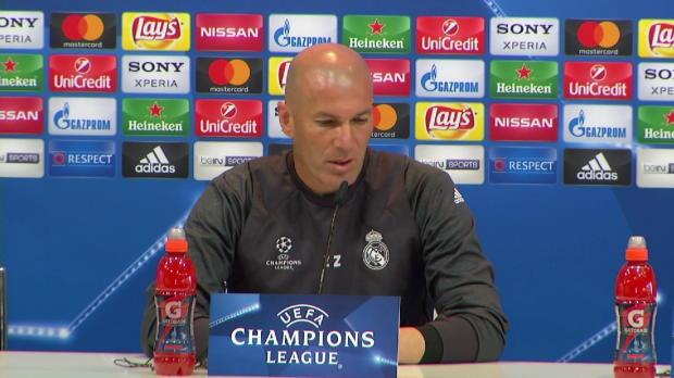 """Zidane vor Rückspiel: """"Verändern gar nichts!"""""""