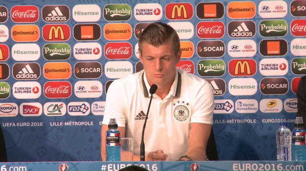 """Kroos: Wechsel zu Real Madrid """"großer Schritt"""""""