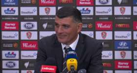 Roar boss John Aloisi praised his side's character as they came from two goals down to beat Wellington on Sunday.