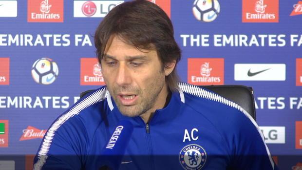 """Conte: Glückliche Spieler? """"Total unwichtig"""""""
