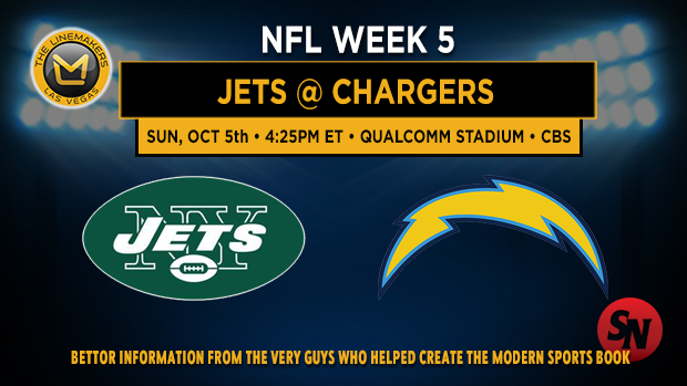 New York Jets @ San Diego Chargers