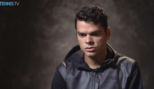 Raonic Interview: ATP Shanghai Preview