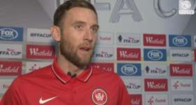 Western Sydney Wanderers captain Robbie Cornthwaite opens up on his involvement with charity 'Beards of Hope'.