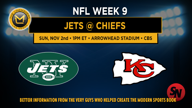 New York Jets @ Kansas City Chiefs