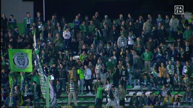 Setubal - Sporting Lissabon