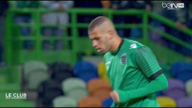 LdC : Sporting 3-1 Maribor