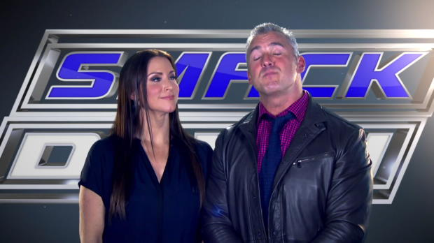 SmackDown goes live on its new night, beginning July 19.