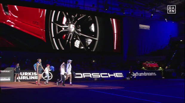Porsche Tennis Grand Prix - Tag 7