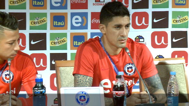 Confed Cup: Chile-Star: Auf Level mit DFB-Team