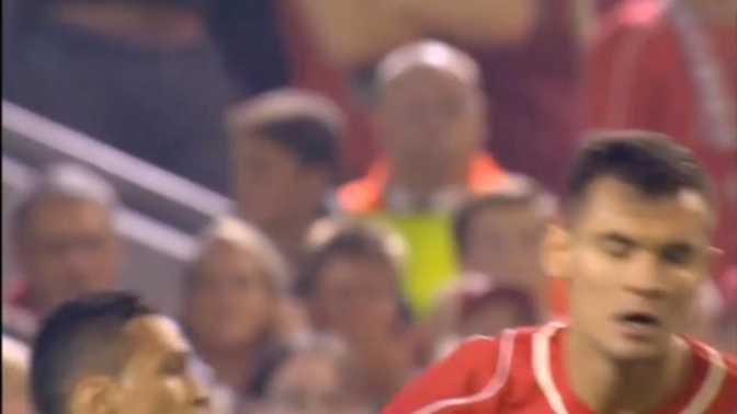 LdC : Liverpool 2-1 Ludogorets