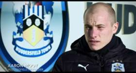 Caltex Socceroos midfielder Aaron Mooy is attracting plenty of plaudits for his form at Huddersfield Town this season.