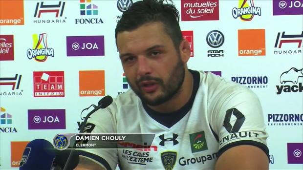 Top 14 - 6e j. : Chouly : 'Pas mal de frustration'