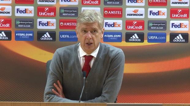 Wenger: Top Vier? Müssen von Wunder profitieren
