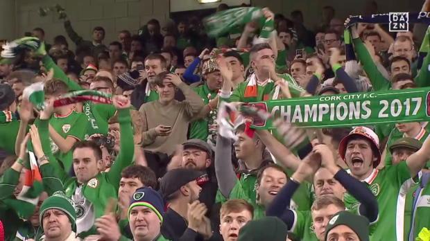 Irland - Dänemark