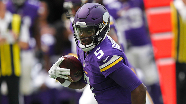 What impact will Bridewater's injury have on the Vikings?