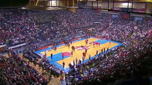 Highlights: Crvena Zvezda Telekom Belgrade-Lokomotiv Kuban Krasnodar
