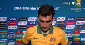 Socceroos captain Mile Jedinak says fatigue played a part in disappointing performance against Spain.