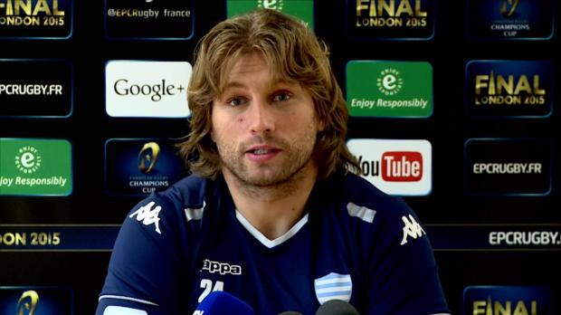 Top 14 - Champions Cup : Szarzewski : '�a revient assez vite'