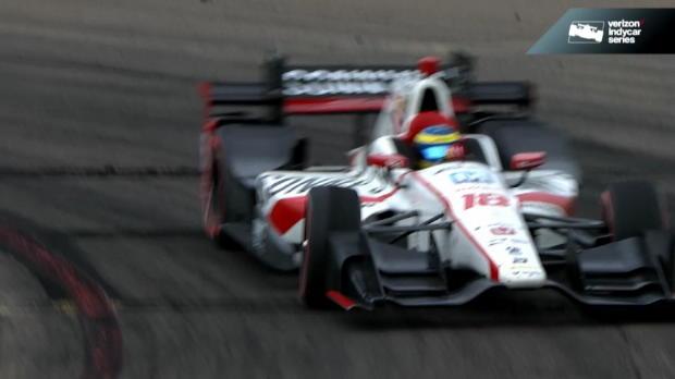 IndyCar - El francés Bourdais se impone de San Petersburgo (Florida)