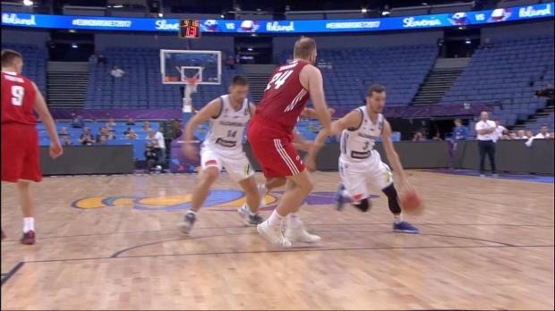 FIBA EuroBasket Day 1 Wrap